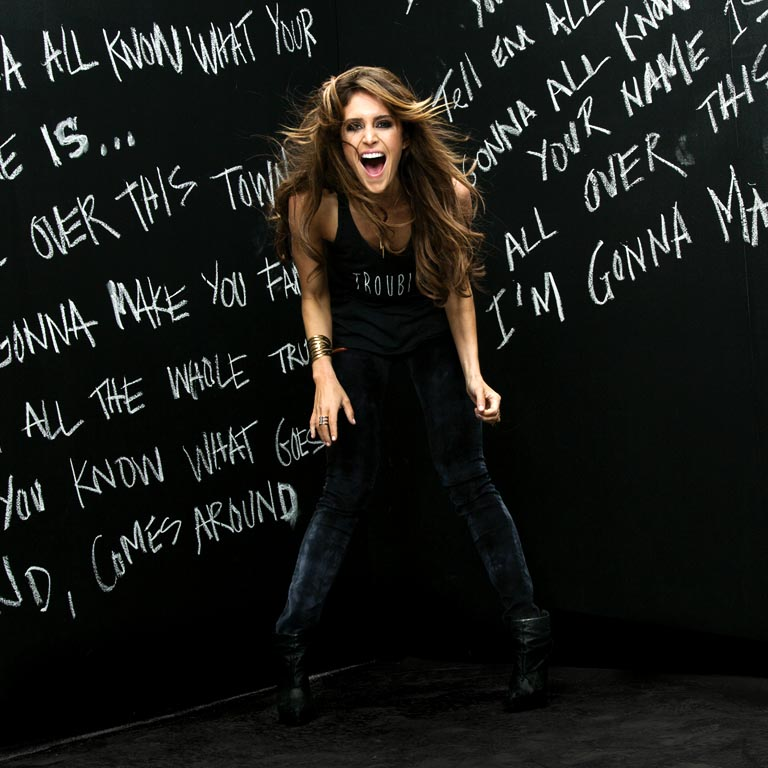 "KELLEIGH BANNEN RELEASES ""FAMOUS"" NEW VIDEO EXCLUSIVELY ON VEVO"