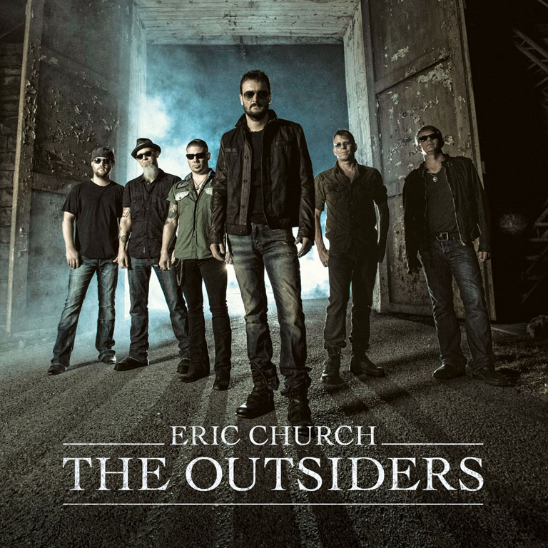 ERIC CHURCH'S NEW ALBUM DEBUTS NO. 1 ON BOTH BILLBOARD TOP 200 AND BILLBOARD COUNTRY CHARTS
