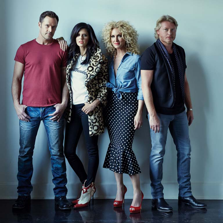 LITTLE BIG TOWN TO RELEASE SIXTH STUDIO ALBUM PAIN KILLER OCTOBER 21ST
