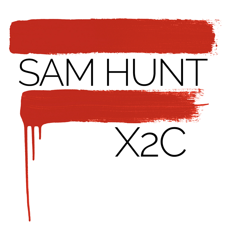 SAM HUNT TO RELEASE X2C – A FOUR-TRACK ALBUM PREVIEW