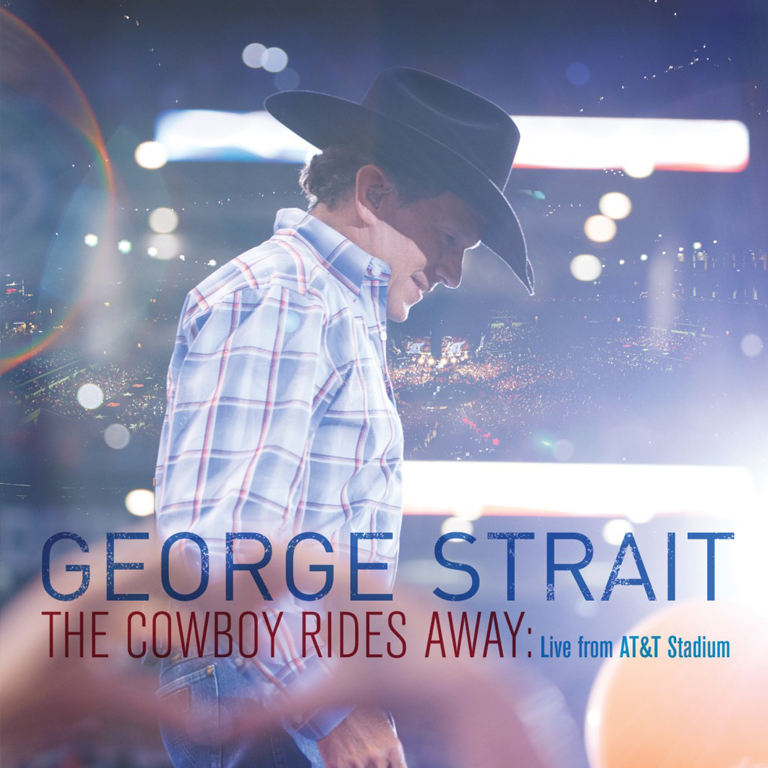 GEORGE STRAIT TO RELEASE 20-TRACK LIVE ALBUM SEPTEMBER 16