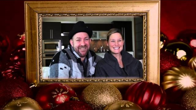 Happy Holidays From Jennifer & Kristian!