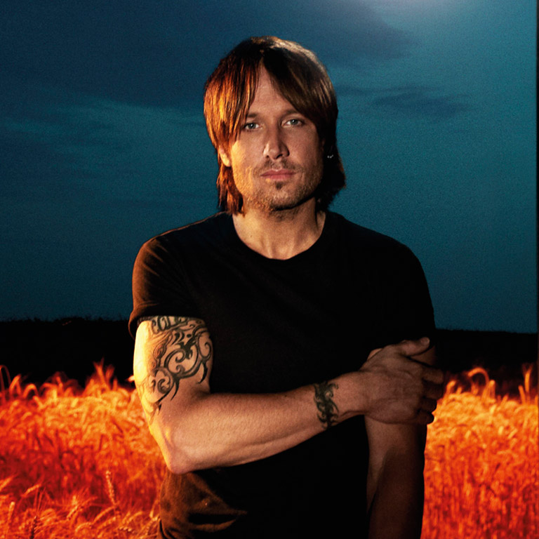keith urban height