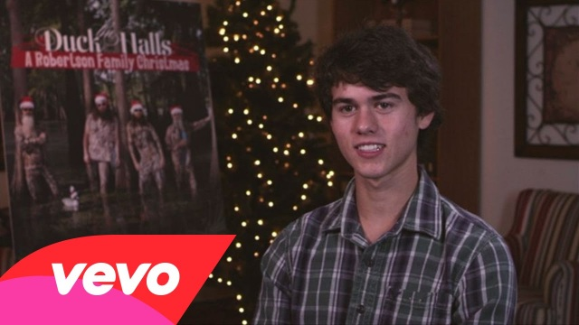 """The Robertsons – The Story Behind """"Silent Night"""""""