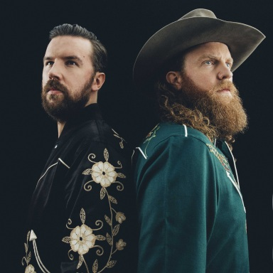 BROTHERS OSBORNE TO PERFORM ON ELLEN APRIL 2ND