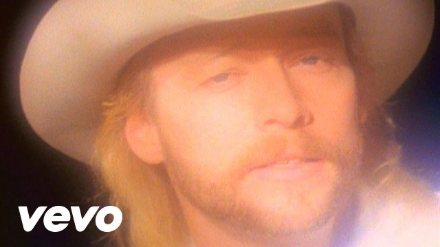 Alan Jackson – The Angels Cried