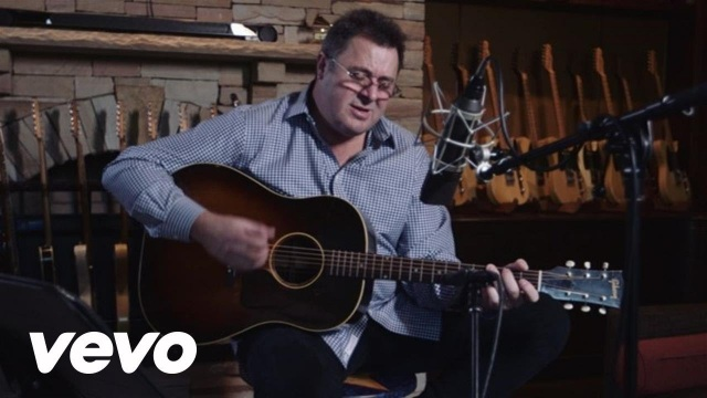 Vince Gill – My Favorite Movie (Acoustic)