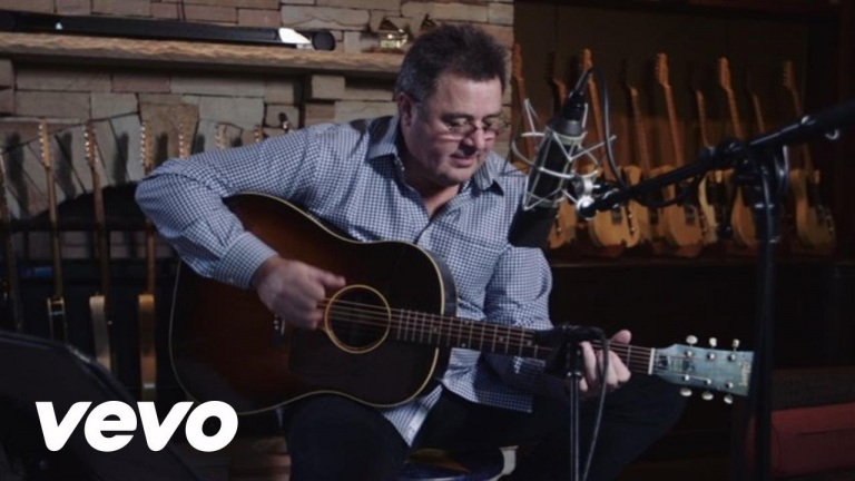 Vince Gill – Like My Daddy Did (Acoustic)