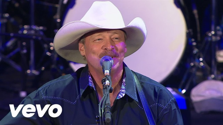 Alan Jackson – Here In The Real World – Keepin' It Country