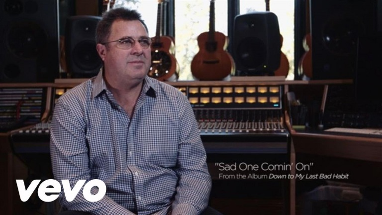 Vince Gill – Sad One Comin' On (A Song For George Jones) (Cut X Cut)
