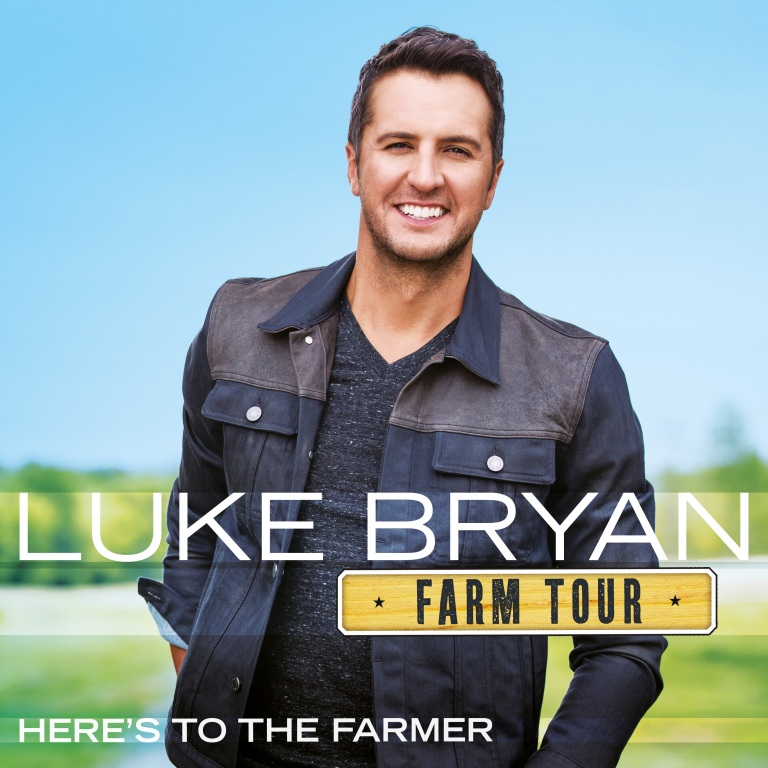 Luke Bryan's First-Ever Farm Tour EP,  Farm Tour…Here's To The Farmer, To Be Released September 23  In Advance of His Eighth Annual Farm Tour