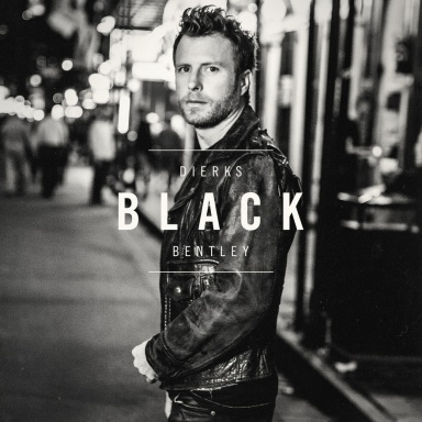 """DIERKS BENTLEY'S """"BLACK"""" CLINCHES NO. ONE SPOT ON THE BILLBOARD TOP ALBUMS AND THE BILLBOARD COUNTRY ALBUMS CHART AND BOASTS THE TOP SALES WEEK OF HIS CAREER"""