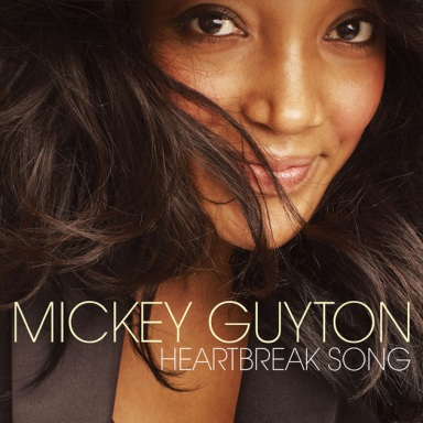 """MICKEY GUYTON RELEASES NEW SINGLE """"HEARTBREAK SONG"""" TO COUNTRY RADIO"""