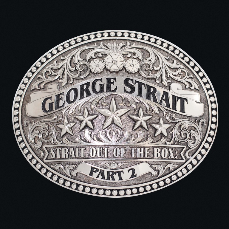 GEORGE STRAIT RELEASES STRAIT OUT OF THE BOX: PART 2 EXCLUSIVELY WITH WALMART NOV. 18
