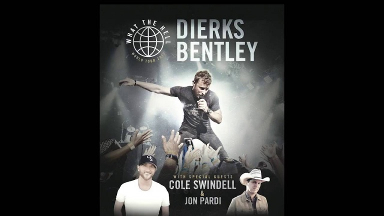 Dierks Bentley – WHAT THE HELL World Tour 2017