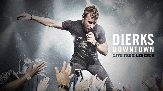 Dierks Bentley – Live From Legends