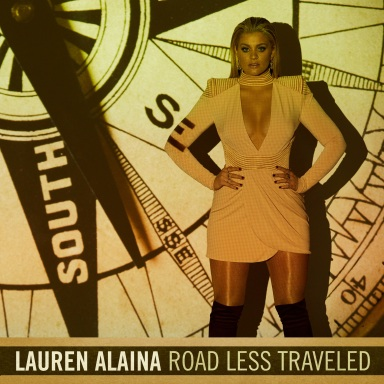 LAUREN ALAINA'S ROAD LESS TRAVELED IN STORES TODAY