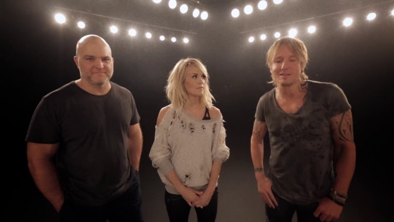 """Keith Urban – Behind the Music Video: """"The Fighter"""" featuring Carrie Underwood"""