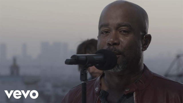 Darius Rucker – If I Told You (Top Of The Tower)
