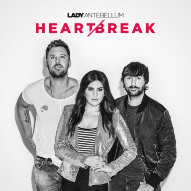 LADY ANTEBELLUM SHARES THE PULSE BEHIND SIXTH STUDIO ALBUM  HEART BREAK – AVAILABLE JUNE 9TH