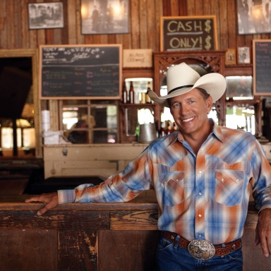 GEORGE STRAIT TO MAKE MUSIC HISTORY WITH NEXT CHAPTER, BEGINNING APRIL 7