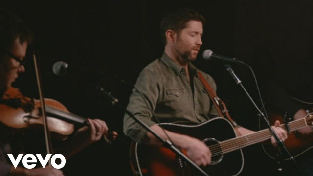Josh Turner – Never Had A Reason (Live/Acoustic)