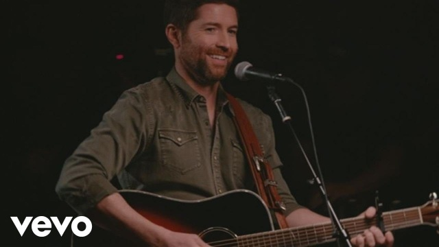 Josh Turner – Deep South (Live/Acoustic)