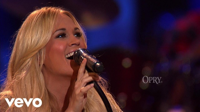 Carrie Underwood – Nobody Ever Told You