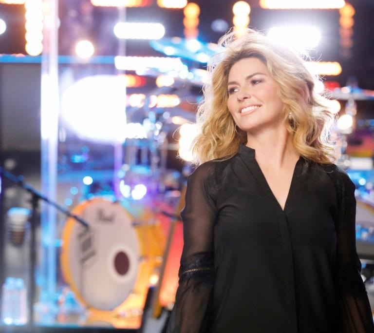 "Global Superstar Shania Twain Announces New Single ""Life's About to Get Good"" and First Album in 15 Years"