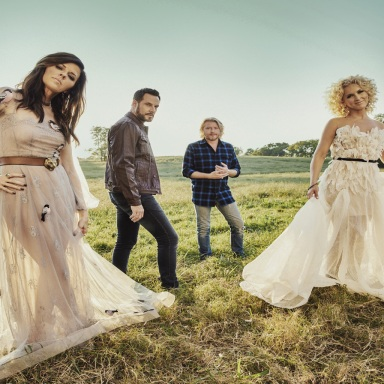 "LITTLE BIG TOWN AT THE MOTHER CHURCH"" RETURNS TO THE RYMAN AUDITORIUM FOR TWO SOLD OUT SHOWS"