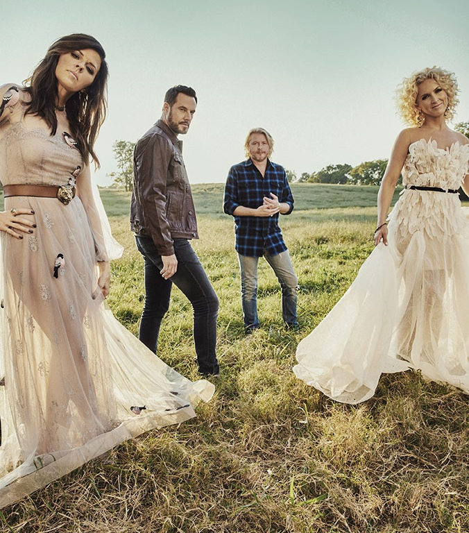 """LITTLE BIG TOWN AT THE MOTHER CHURCH"""" RETURNS TO THE RYMAN AUDITORIUM FOR TWO SOLD OUT SHOWS"""