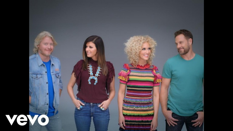 Little Big Town – Happy People