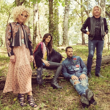 "LITTLE BIG TOWN‪ KICKS OFF CMA WEEK WITH THE WORLD PREMIERE OF ""WHEN SOMEONE STOPS LOVING YOU"" MUSIC VIDEO"