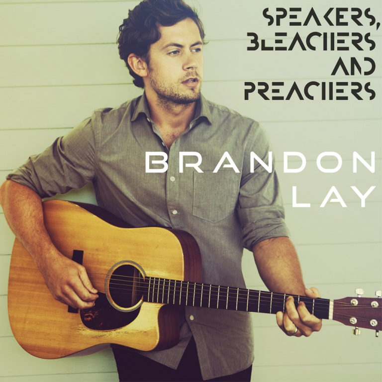 """BRANDON LAY'S DEBUT SINGLE """"SPEAKERS, BLEACHERS AND PREACHERS"""" NO. 1 MOST ADDED AT COUNTRY RADIO"""