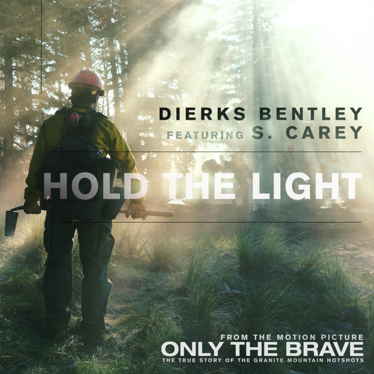 "DIERKS BENTLEY AND BON IVER'S S. CAREY DELIVER POWERFUL MUSIC VIDEO TREATMENT FOR ""HOLD THE LIGHT"" TODAY"