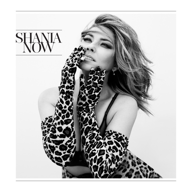 SUPERSTAR SHANIA TWAIN GEARS UP TO RELEASE BRAND NEW ALBUM NOW THIS FRIDAY SEPT. 29