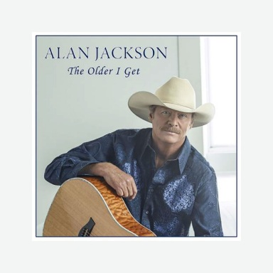ALAN JACKSON SHARES NEW MUSIC AS HE ENTERS THE COUNTRY MUSIC HALL OF FAME
