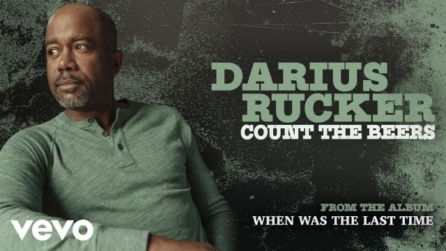 Darius Rucker – Count The Beers (Audio)
