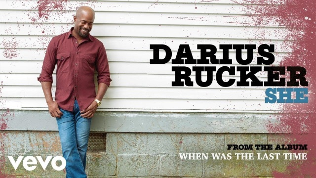 Darius Rucker – She (Audio)