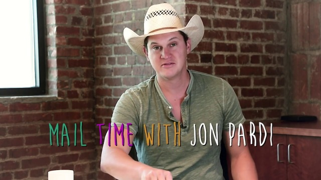 Mail Time with Jon Pardi