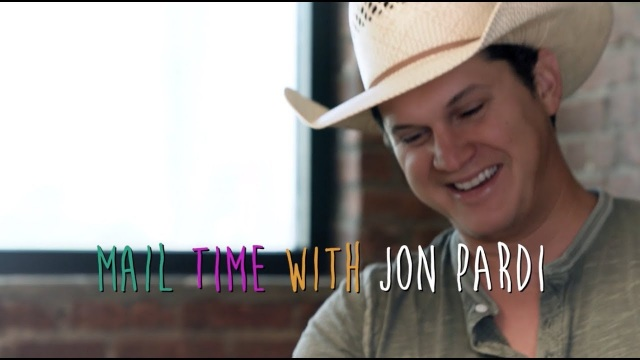 More Mail Time with Jon Pardi