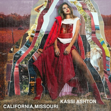 "KASSI ASHTON RELEASES ""CALIFORNIA, MISSOURI"" TODAY"