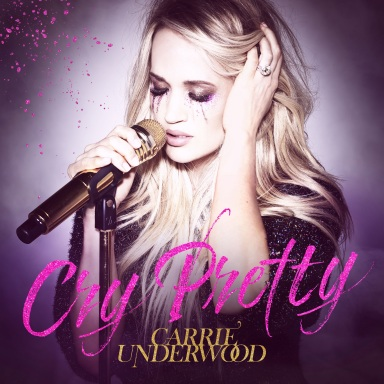 CARRIE UNDERWOOD TO RELEASE NEW STUDIO ALBUM CRY PRETTY ON SEPTEMBER 14
