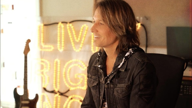 "Keith Urban – The Making of ""Coming Home"" from Graffiti U"