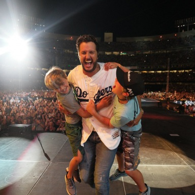 Sky's The Limit for Luke Bryan As the First Country Music Artist to Headline Dodger Stadium