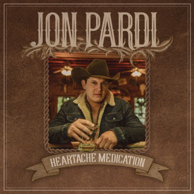 ON PARDI'S CRITICALLY-ACCLAIMED ALBUM HEARTACHE MEDICATION RELEASES TODAY (9/27)