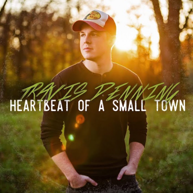 """TRAVIS DENNING DROPS PULSING NEW TRACK """"HEARTBEAT OF A SMALL TOWN"""