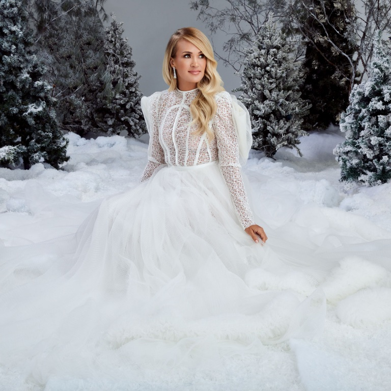 CARRIE UNDERWOOD REVEALS MY GIFT  TRACK LIST & SPECIAL GUESTS